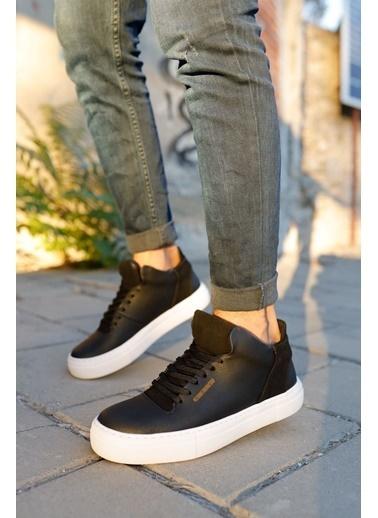 Chekich Ch004 Erkek Ayakkabı Siyah